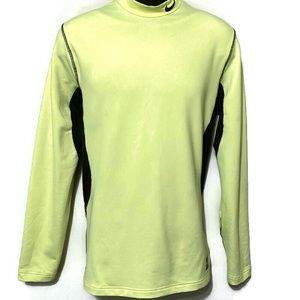 Nike Men Hyperwarm Pro Combat Compression Shirt